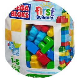 The Inquisitive Minds of the Children find Ways Out in the Mega Blocks